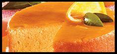 Que tal um bolo molhadinho para alegrar o cafézinho da tarde?