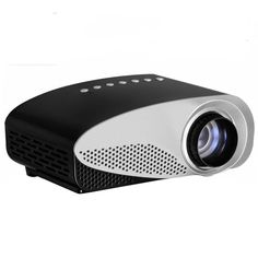 Soggiv GP8S HD LED Mini Portable Projector for Home: Amazon.co.uk: Electronics