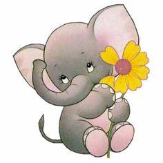 Cute Elephant Clip Art   logo unhas elements set elephant cartoon elephant clip art event