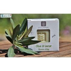 savon olive et laurier façon Alep, Made in France