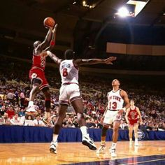 Why MJ was such a great scorer.  Look at that elevation plus form.