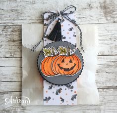There are many cute images that can be used in the Jar of Haunts set to make easy treats for Halloween -- by Amy O'Neill