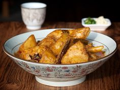 hsa*ba: please eat – authentic Burmese recipes, stories and ingredients » nyonya-style chicken curry