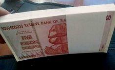 UNC,Trillion Ser Zimbabwe 1 Billion Dollars Uncirculated Banknote P83 AA//2008