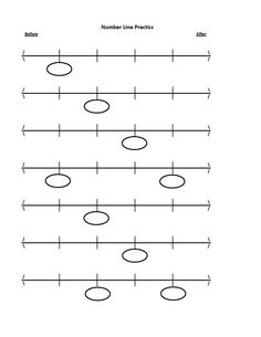Blank Fraction Number Line Fractions on pinterest fractions ...