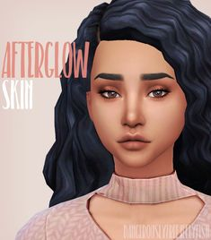 Is the skin i use and i love it sm! highly recommend :) sims four, sims 4 Sims 4 Body Mods, Sims 4 Game Mods, Sims 4 Mods, Sims 4 Body Hair, Sims Games, Sims 4 Cc Eyes, Sims 4 Mm Cc, Sims Four, The Sims 4 Skin