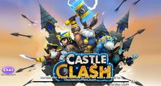 Update Castle Clash The New Adventure Hack 22 10 2014 Facecheatsbrasil Castle Clash Castle Clash Hack Clash Of Clans Hack