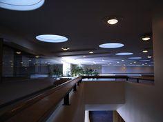 Helsinki University of Technology, Otaniemi Finland   Alvar Aalto