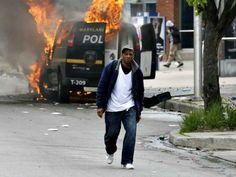 Gruberizing the Left Media Scrambles to Re-Invent Baltimore Myths