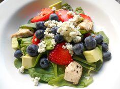 Summer Breeze Salad Veggie Recipes, New Recipes, Fruit Salad, Cobb Salad, Romantic Dinners, Summer Breeze, Salads, Veggies, Eat