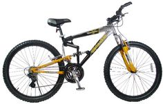 Mongoose Tactic Men's Bike, Ball Burnished to Black Hardtail Mountain Bike, Mountain Biking, Full Suspension Mountain Bike, Mongoose, Bike Reviews, Best Rated, Vehicles, Fun, Bike Stuff