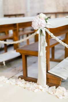 elegant but affordable wedding decorations and decor, from ceremony decorations to wedding banners, balloons, and decorations for the bridal car. Pew Decorations, Church Wedding Decorations, Wedding Banners, Wedding Arrangements, Wedding Centerpieces, Flower Arrangements, Wedding Table Flowers, Wedding Bouquets, Bridesmaid Bouquets