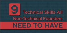 9 Skill Teknis Yang Harus Dimiliki Oleh Semua Non-Technical Founder