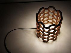 Nice inspiration for a future lasercut lamp http://mocoloco.com/