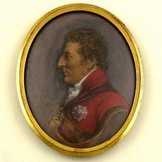 Portrait Miniature of Sir Arthur Wellesley, Duke of Wellington Miniature Paintings, Miniature Portraits, British Soldier, British Army, Arthur Wellesley, Disco Fashion, National History, Sir Arthur, Military Figures