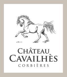 Château Cavailhes   Kim Graphic