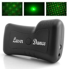 """http://www.chinavasion.com/jmyx-ElectronicGadgets/  Mini Laser Effects Projector """"Loopy Laser"""" - Handheld, Red and Green Laser"""