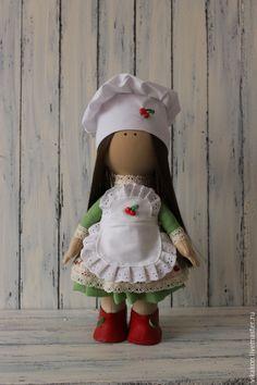 Купить Интерьерная кукла - разноцветный, кукла ручной работы, кукла, кукла в подарок, кукла интерьерная