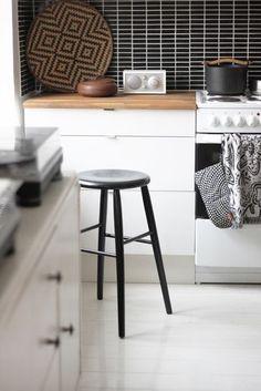 Beautiful kitchen in Finland.
