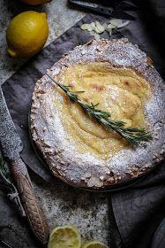 Lemon and Vanilla Cream Patisserie Brioche Tart