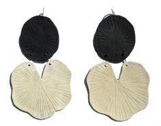 Artist made jewelry from Australia by David Neale Leather Jewelry, Metal Jewelry, Jewelry Art, Beaded Jewelry, Handmade Jewelry, Jewelry Design, Body Adornment, Polymer Clay Jewelry, Ceramic Jewelry