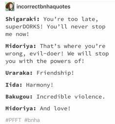 I agree with bakugou My Hero Academia Memes, Hero Academia Characters, Boko No, Funny Memes, Hilarious, A Silent Voice, The Villain, Haikyuu, Nerdy