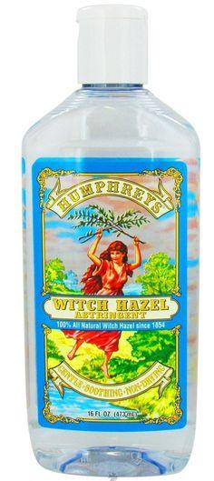 Humphreys - Witch Hazel Astringent