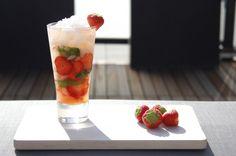 Mojito Strawberry cocktail recept
