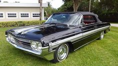 ✿1961 Oldsmobile Starfire Convertible✿ Maintenance of old vehicles: the material for new cogs/casters/gears/pads could be cast polyamide which I (Cast polyamide) can produce