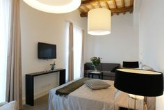 Relais Vatican View - Photogallery interior design by LAD more @Wendy Werley-Williams.lad.roma.it
