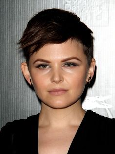 Jennifer Goodwin pompadour pixie; my next haircut