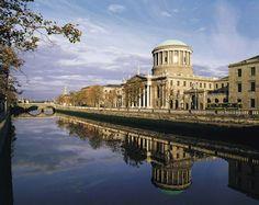 Dublin, oraşul în care nu te plictiseşti singur
