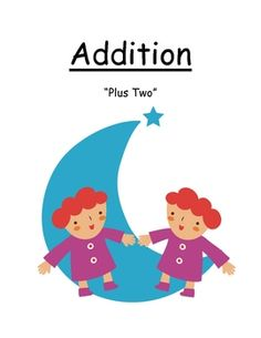 """Fern Smith's Center Game ~ Math Addition """"Plus Two"""" Concept *Adding 2* 52 Pages!"""
