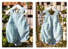DIY de costura: Cómo hacer un peto de bebé