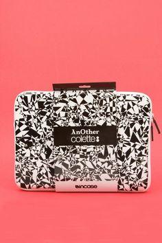 gareth pugh laptop case. $98