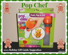 Pop Chef: Make Your Own Fantastic Food Displays in Just Minutes! Review - Bullock's Buzz Make fun and delicious food displays as a #gift or party favor with the @Pop Chef