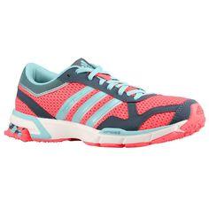 n2sneakers - adidas Marathon 10  Women's Red Zest/Blue Zest/Running White, $74.99 (http://www.n2sneakers.com/adidas-marathon-10-womens-red-zest-blue-zest-running-white/)