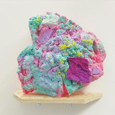 2016 Lousie Zhang Here For Soft Sculpture, Abstract Sculpture, Sculptures, After Life, Foam Crafts, Art Object, Textiles, Art And Architecture, Art Inspo