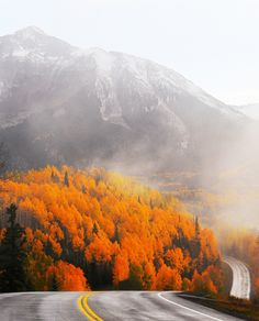 "optic-cvlture: "" San Juan Skyway, Colorado by don abernathy """