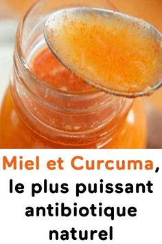 Honey and Turmeric, the most powerful natural antibiotic Cellulite Exercises, Natural Antibiotics, Home Treatment, Nutrition, Natural Home Remedies, Natural Medicine, Turmeric, Healthy Tips, Health And Beauty