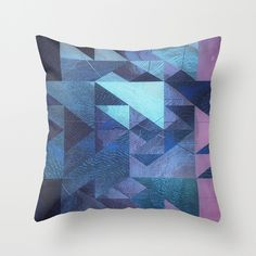blue, purple, and texture. Digital design