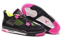 http://www.nikeriftshoes.com/girls-air-jordan-4-retro-black-suede-light-green-pink-for-sale.html GIRLS AIR JORDAN 4 RETRO BLACK SUEDE LIGHT GREEN PINK FOR SALE Only $89.00 , Free Shipping!