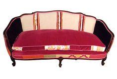 One Kings Lane - Furniture Bazaar - Dawson Sofa