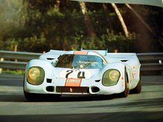 porsche 917k - 1971