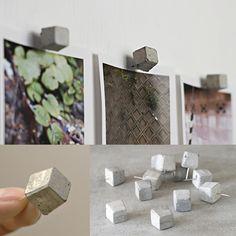 Cement Push Pins