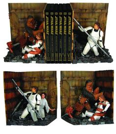 Gentle Giant Studios Star Wars: Trash Compactor Bookends Gentle Giant,http://www.amazon.com/dp/B002E16OKI/ref=cm_sw_r_pi_dp_20PFsb0XSZCVDT4C