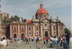 La Villa de Guadalupe fases arquitectónicas, guía turística
