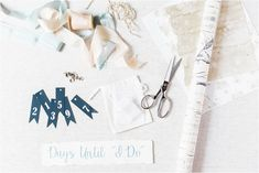 "Normally when you hear the term ""advent calendar"" your thoughts turn to childhood traditions at Christmastime, but how about a wedding twist on this fun tradition? I remember how stressful those final days before the wedding were and how much everything was weighing on my heart, so each time I've been given the honor of …"