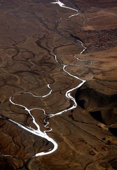 The Steppes of Mongolia