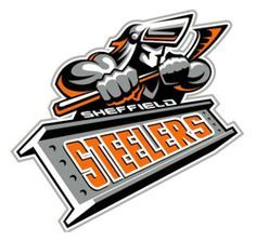 The most decorated club in British Ice Hockey history - 24 trophy's and… Steelers Images, Steelers Pics, Pittsburgh Steelers, Hockey Logos, Ice Hockey Teams, Sports Logos, Coventry Blaze, Best Team Names, Sheffield Steelers